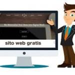 creare un sito gratis