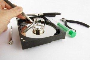 Come riparare hard disk