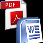 da PDF a Word