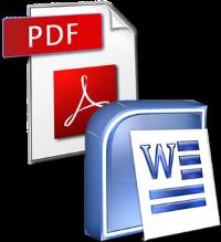 da PDF a word: Come convertire un file