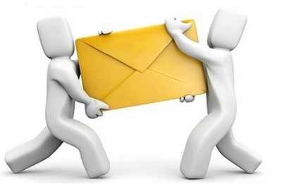 Inviare file pesanti