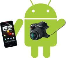 Screenshot smartphone