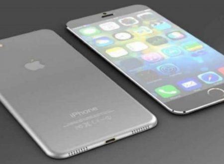 iPhone 7: doppia fotocamera, niente jack audio e resistente all'acqua