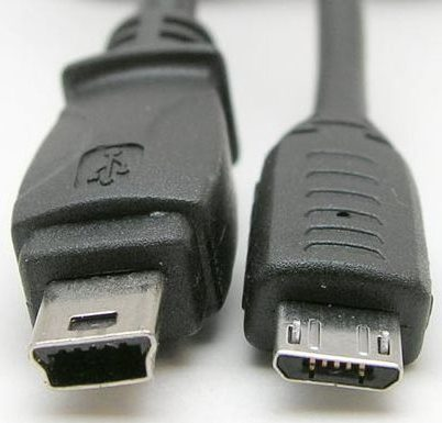 Differenza tra micro e mini USB