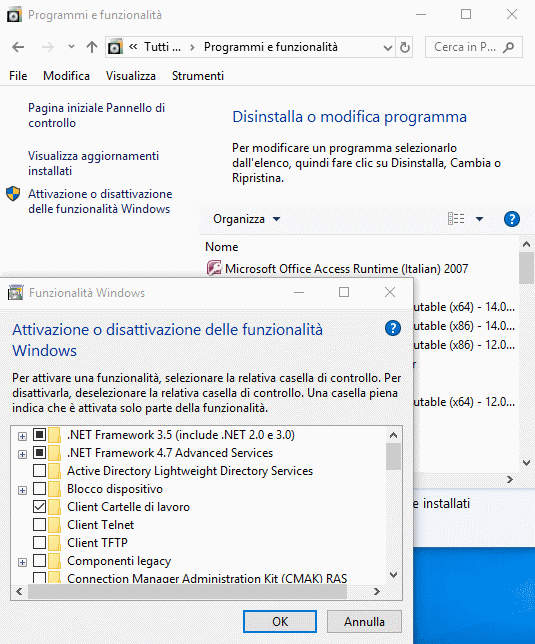 Windows live mail non scarica la posta