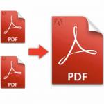 Come unire due o più pdf gratis