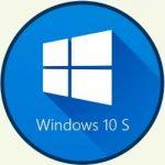 Disattivare la modalità S di Windows 10
